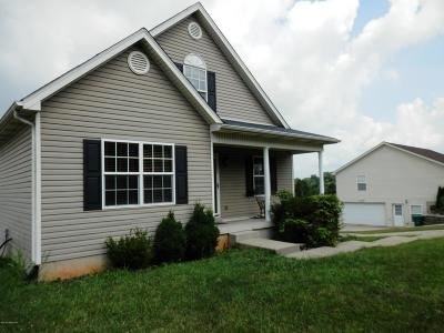 Radcliff Single Family Home For Sale: 1325 S Boundary Rd