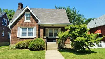 Louisville Rental For Rent: 1037 Reasor Ave