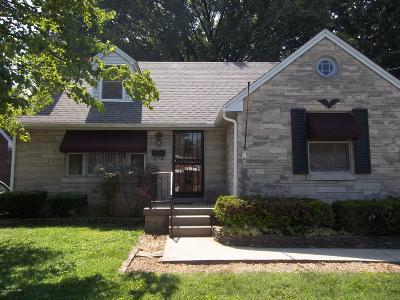 Louisville Single Family Home For Sale: 112 Holley Rd
