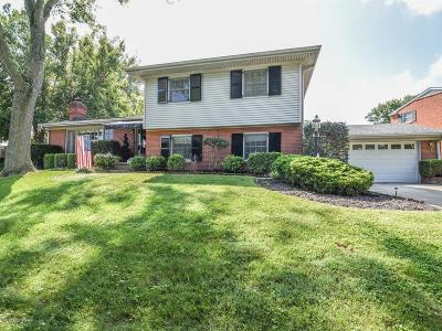 Louisville Single Family Home For Sale: 613 Riverwood Dr