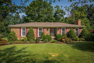 Bullitt County Single Family Home For Sale: 5004 Garden Dr