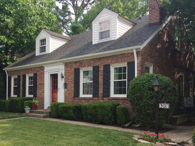 Jefferson County Single Family Home For Sale: 300 Fairlawn Rd