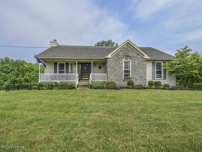 Oldham County Single Family Home For Sale: 7600 Commonwealth Dr