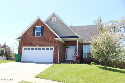 Vine Grove Single Family Home For Sale: 109 Maxwell Ct