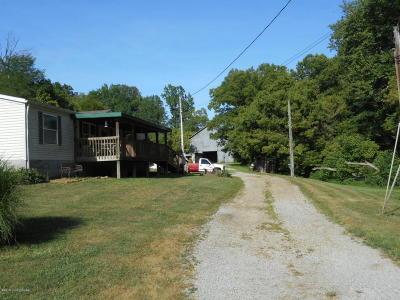 Spencer County Single Family Home For Sale: 1431 Little Elk Rd