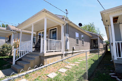 Louisville Single Family Home For Sale: 2220 Wilson Ave