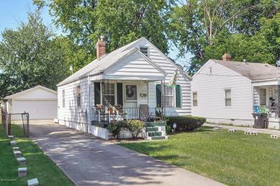 Louisville Single Family Home For Sale: 1029 Beecher St