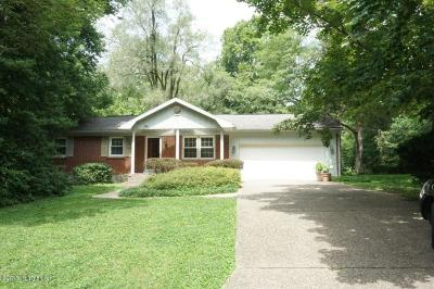 Oldham County Single Family Home For Sale: 8129 Old Mill Rd