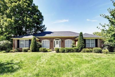 Louisville KY Single Family Home For Sale: $329,500