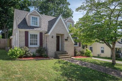 Shelbyville Single Family Home For Sale: 1304 Oak St