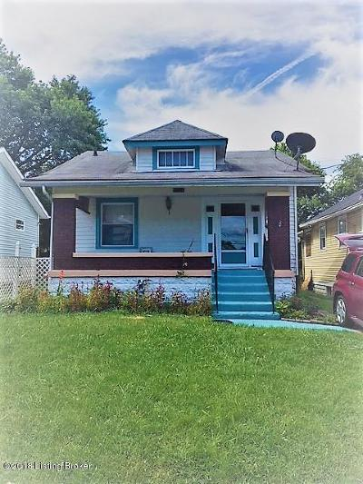 Louisville Single Family Home For Sale: 4214 Virginia Ave