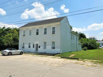 Carroll County Multi Family Home For Sale: 606 Main