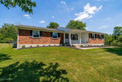 Oldham County Single Family Home For Sale: 4411 Centerfield Dr