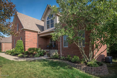 Shelbyville Single Family Home For Sale: 989 Morning Glory Ln