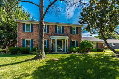 Plainview Single Family Home For Sale: 1203 Fox Gap Trace