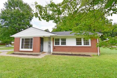 Louisville KY Single Family Home For Sale: $138,500