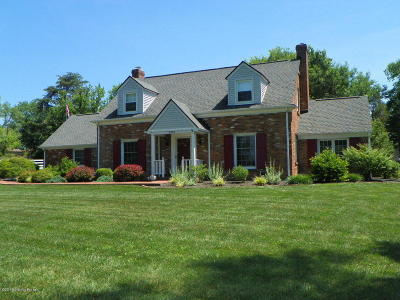 Louisville KY Single Family Home For Sale: $369,500