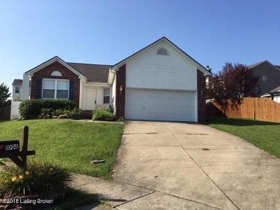 Single Family Home For Sale: 1006 Thistlewood Ct