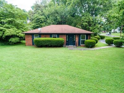 Jeffersonville Single Family Home For Sale: 19 Forest Dr