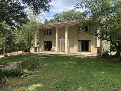 Bullitt County Single Family Home For Sale: 3600 Wilson Creek Rd
