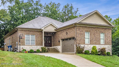 Oldham County Single Family Home For Sale: 6801 Ashland Dr