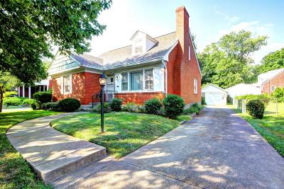 Druid Hills Single Family Home For Sale: 347 Chenoweth Ln