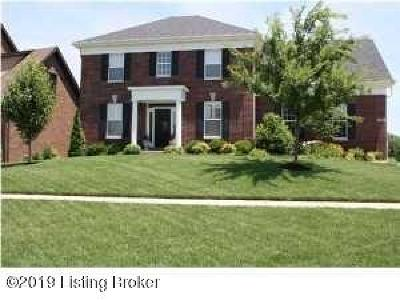 Single Family Home For Sale: 5117 Rock Bluff Dr