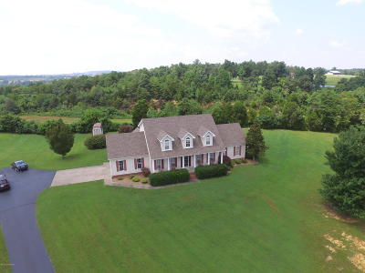 Leitchfield, Caneyville, Clarkson, Big Clifty Single Family Home For Sale: 1992 Grayson Springs Rd