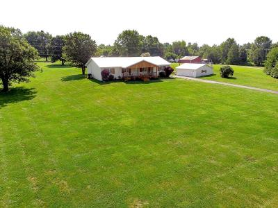 Simpsonville Single Family Home For Sale: 2151 Veechdale Rd