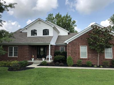 Bardstown Single Family Home For Sale: 112 Woodhill Rd