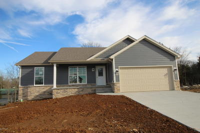 Single Family Home For Sale: 11410 Pebble Trace