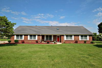 Shelbyville Single Family Home For Sale: 91 Sacree Rd