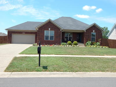 Louisville Single Family Home For Sale: 9904 Valley Farms Blvd