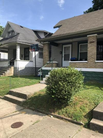 Louisville Multi Family Home For Sale: 1798 1/2 W Gaulbert