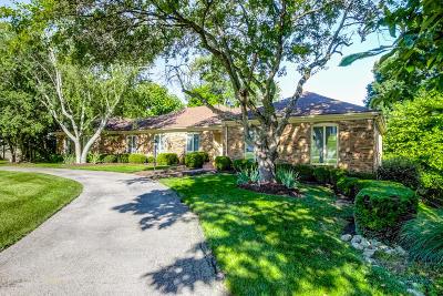 Single Family Home For Sale: 13707 Rutland Rd