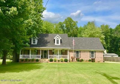 Fairdale Single Family Home For Sale: 1107 Mount Holly Rd