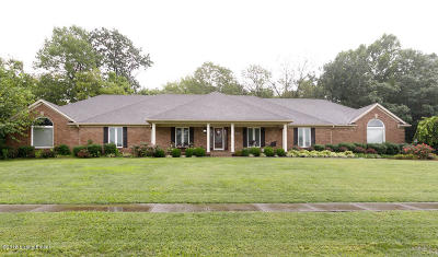 Bullitt County Single Family Home For Sale: 352 Running Creek Dr