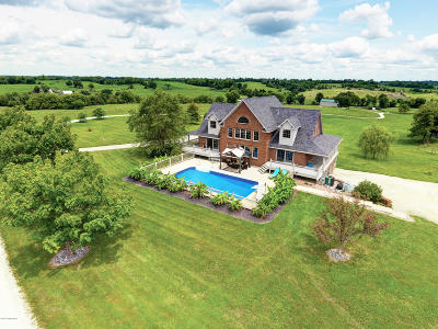 Henry County Farm For Sale: 2332 Turners Station Rd