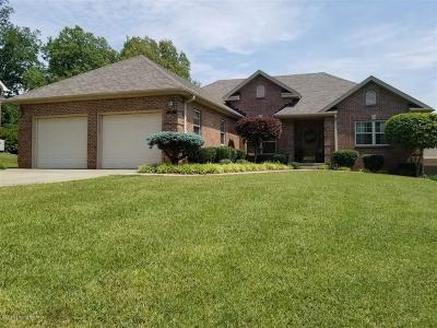 Elizabethtown KY Single Family Home For Sale: $340,000