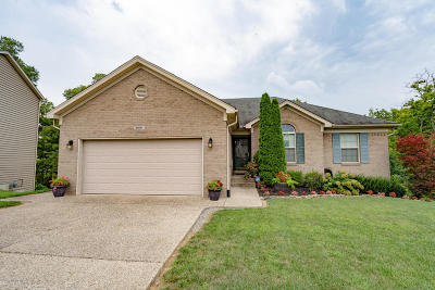 Shelbyville Single Family Home For Sale: 2097 Two Springs Dr