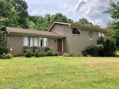 Fairdale Single Family Home For Sale: 6503 Old New Cut Rd