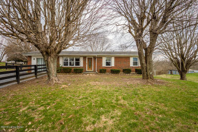 Waddy Single Family Home For Sale: 2140 Waddy Rd