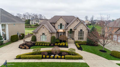 Single Family Home For Sale: 2409 Crystal Springs Pl