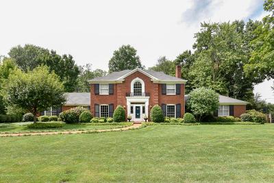 Louisville Single Family Home For Sale: 21 Glenwood Rd