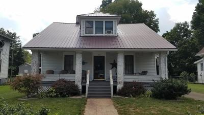 Spencer County Single Family Home For Sale: 503 Cross Main
