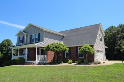 Hardin County Single Family Home For Sale: 125 Grace Ct