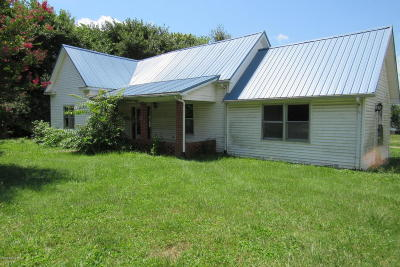 Hardinsburg KY Single Family Home For Sale: $34,900