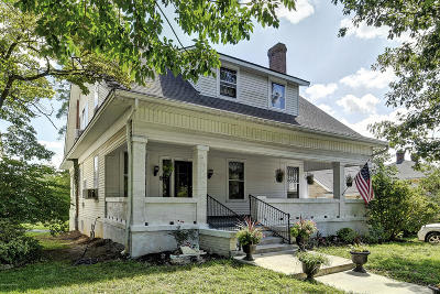 Shelby County Single Family Home For Sale: 1306 Main St