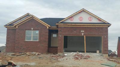 Bullitt County Single Family Home For Sale: Lot 524 E Woodlake Cir