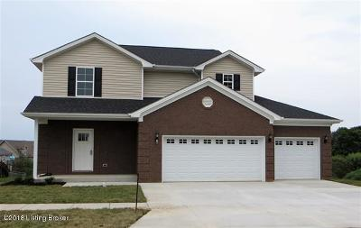 Hardin County Single Family Home For Sale: 108 Twin Lakes Dr